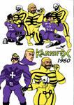 1960s Karnifex versus Zigomar