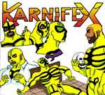 1960s Karnifex Luchador