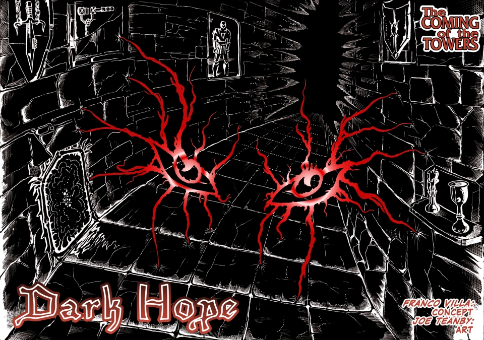 MotU - PoP : DarkHope study by M3Gr1ml0ck