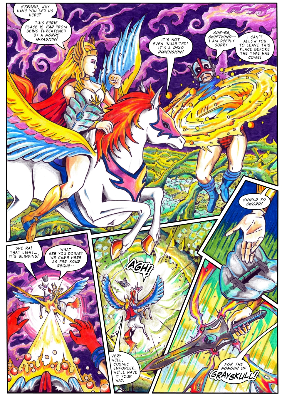 PoP/MotU - The Coming of the Towers - page 14
