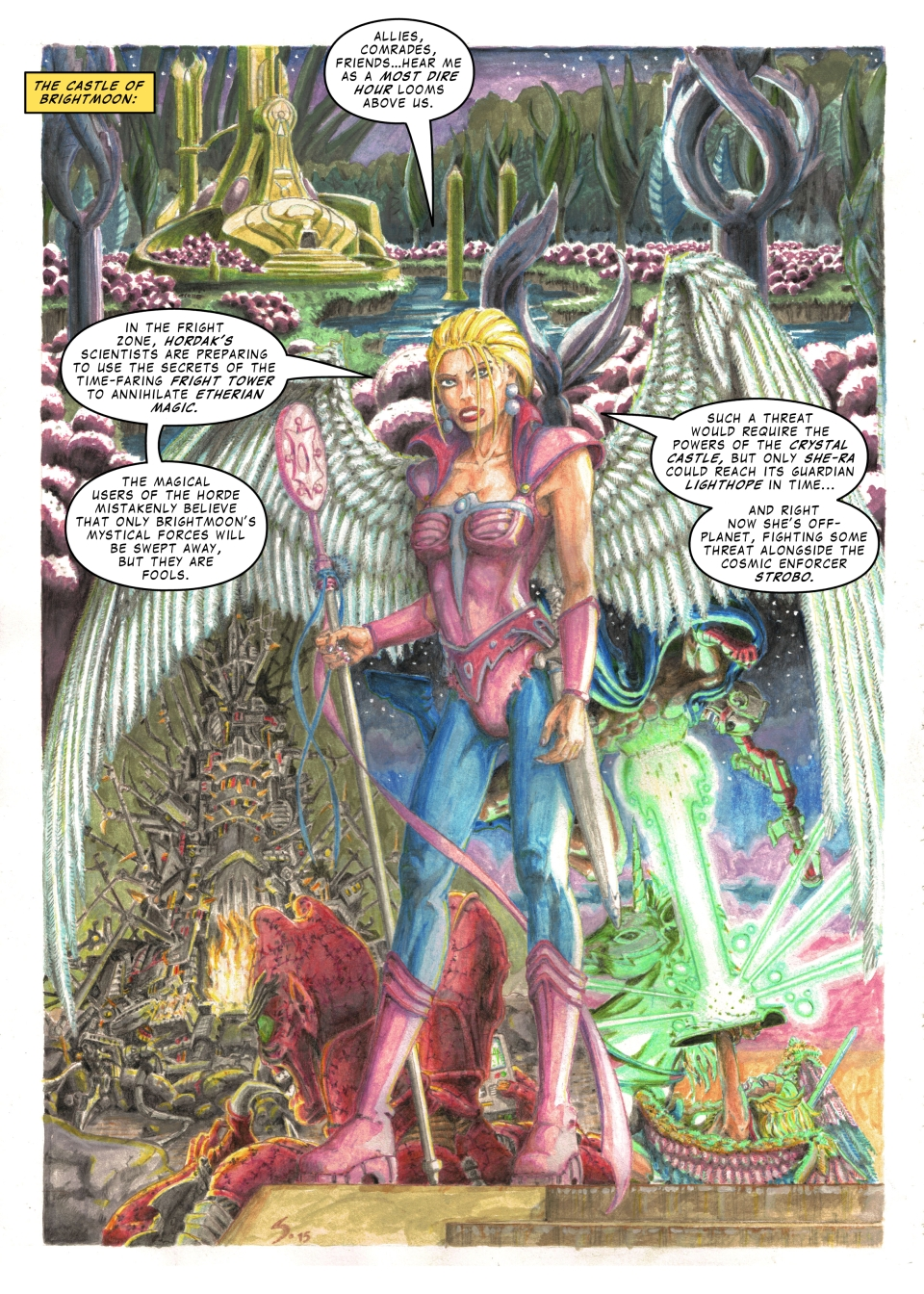PoP/MotU - The Coming of the Towers - page 16
