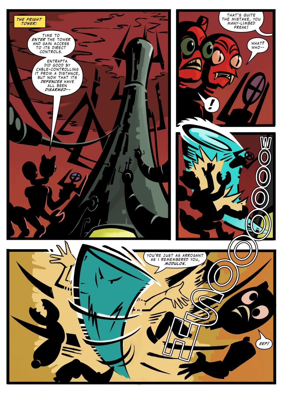 PoP/MotU - The Coming of the Towers - page 18
