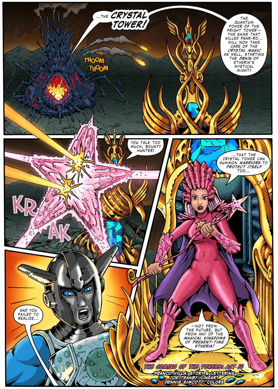 PoP/MotU - The Coming of the Towers - page 22