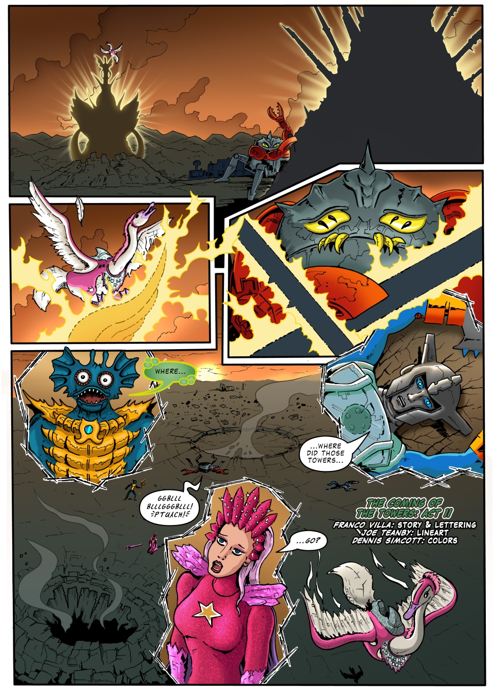 PoP/MotU - The Coming of the Towers - page 25
