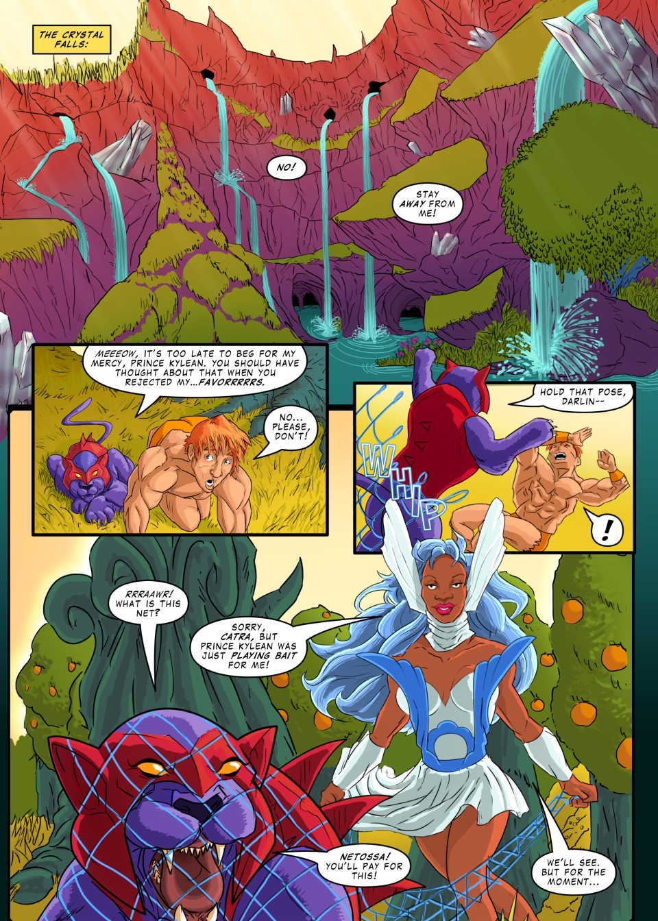 PoP/MotU - The Coming of the Towers - page 26