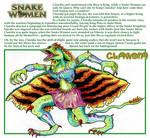 Princess of Power - Snake Women: Clawdia