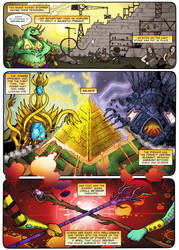 PoP/MotU - The Coming of the Towers - page 53 by M3Gr1ml0ck