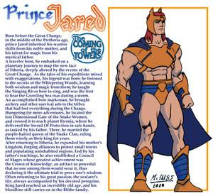 Princess of Power - Prince Jared
