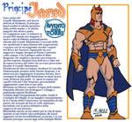 Princess of Power - Principe Jared