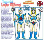 Princess of Power - Imperial Lunar Officers