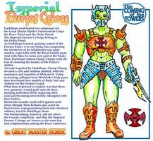 Princess of Power - Imperial Eternos Cyborg