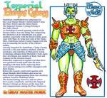 Princess of Power - Imperial Eternos Cyborg