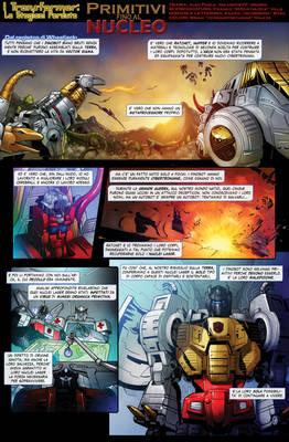 Transformers - Primitivi fino al nucleo