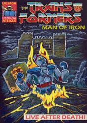 UK 162.5 Navigator... #2 - Metal Variant Cover