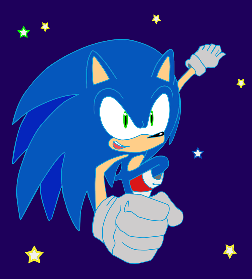 Sonic Stars by MauriceOlgilvia