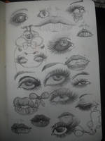 eyes by CannibalismFerTheWin
