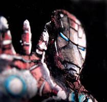 Iron Man Mark V Close Up