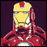 Iron Man Draw Something