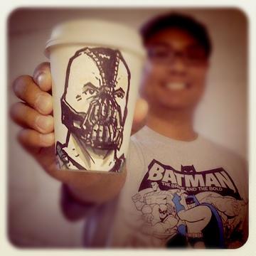 Cup-O-BANE by geralddedios