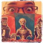 Sneak Peek Dead World Sketchcards by geralddedios