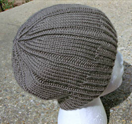 Ribbed Stripes Beanie
