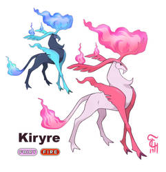 Kiryre by TheCrownedHeart