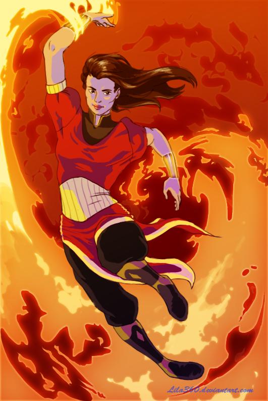 Fire Soul by Lila360
