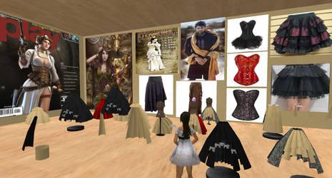 Dress Workshop by FannyShandy