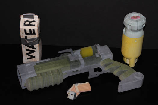 Fallout 4 Laser Pistol