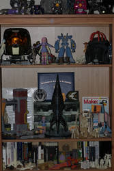 Assorted 3D Prints by skynetbeta