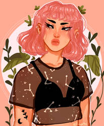 did erinjaye.art's draw this in your style by Flowerlie