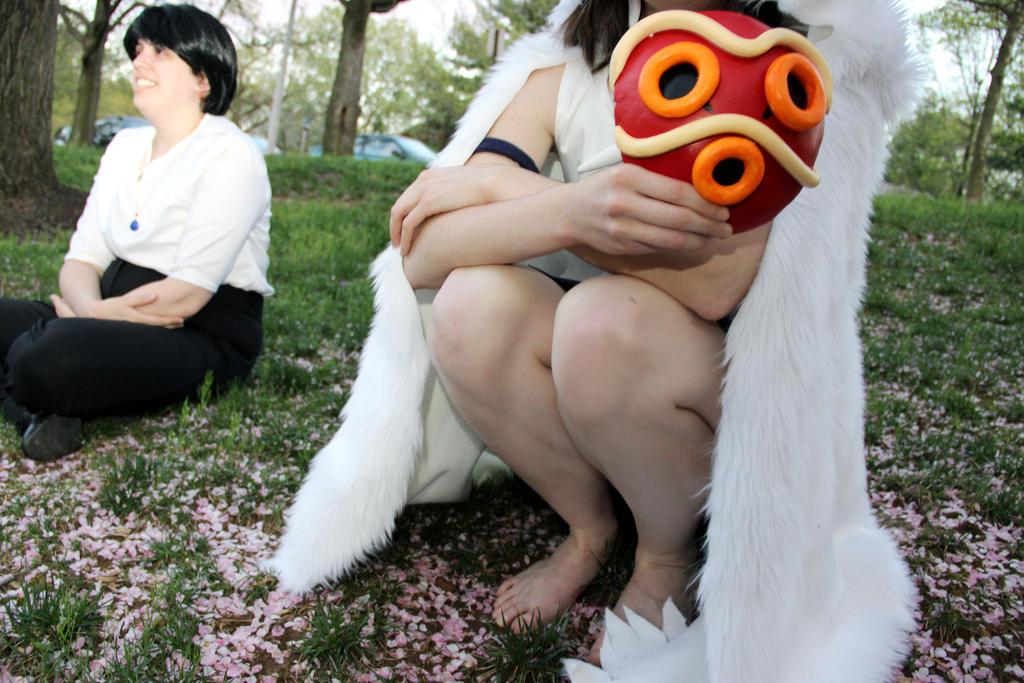 Ghibli shot by banair