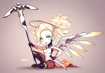 Mercy by Juffles