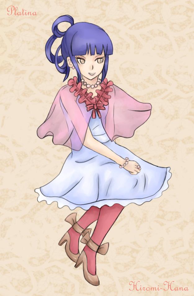 lady Berlitz by hiromihana