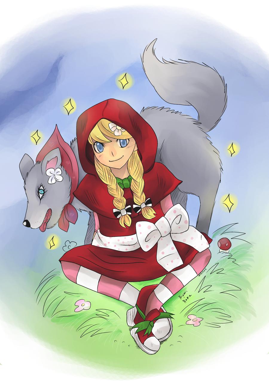 Lily by hiromihana