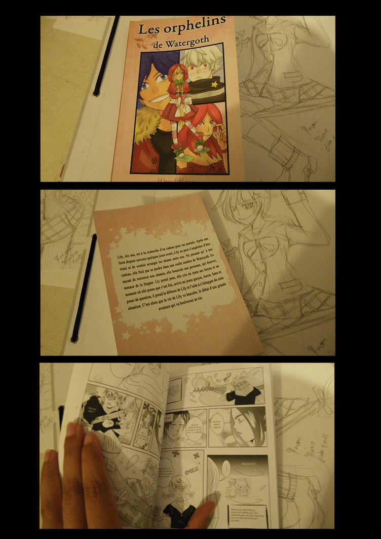 My book BD by hiromihana