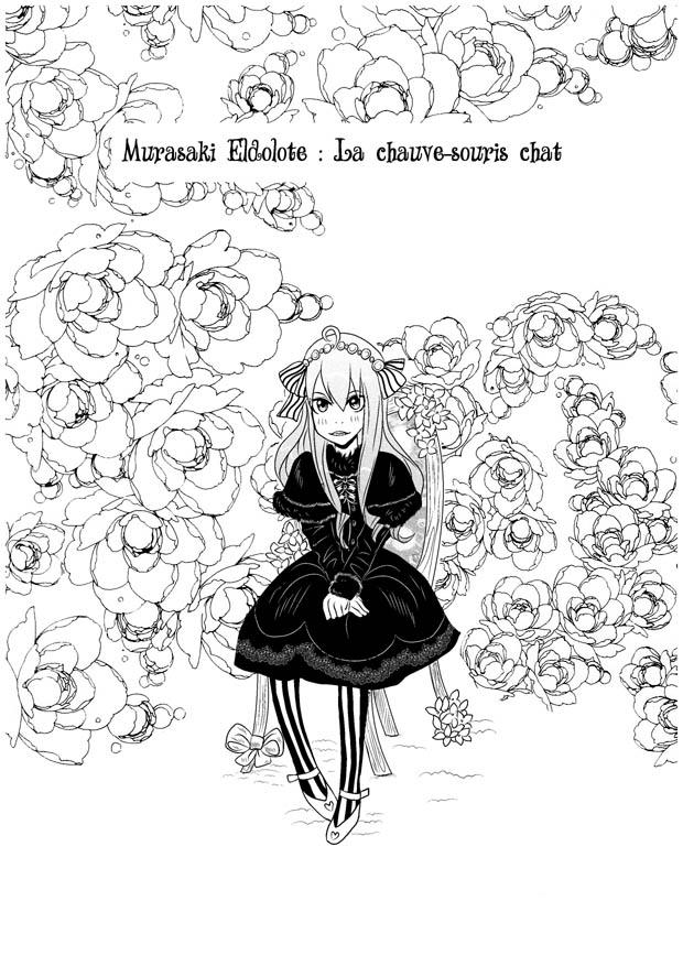 Murasaki the lady by hiromihana