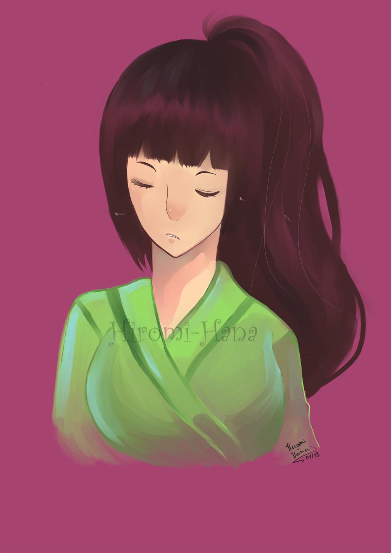 Hakuro by hiromihana