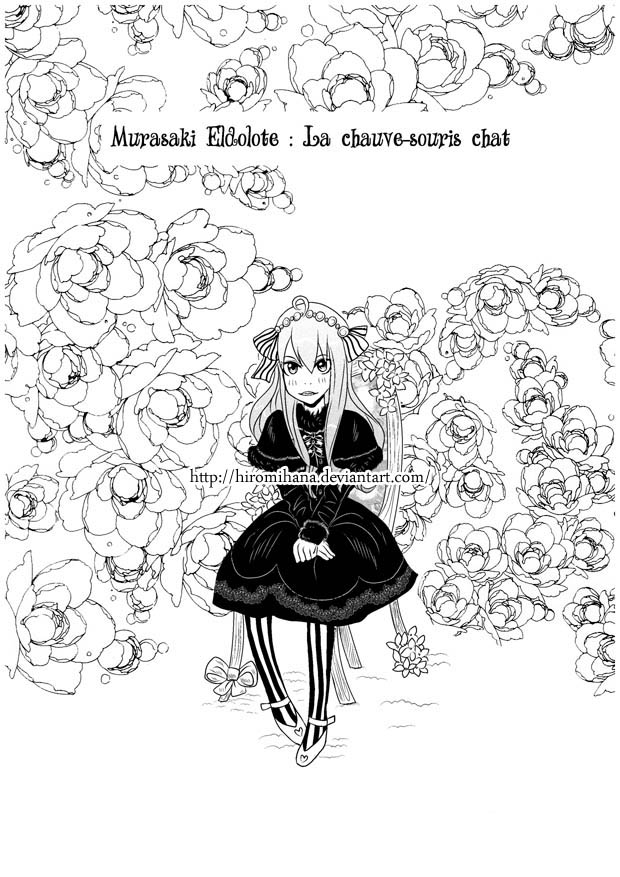 Page1- El and Ma by hiromihana