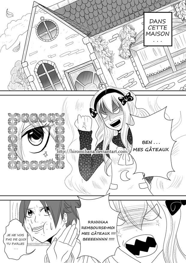 Page2- El and Ma by hiromihana