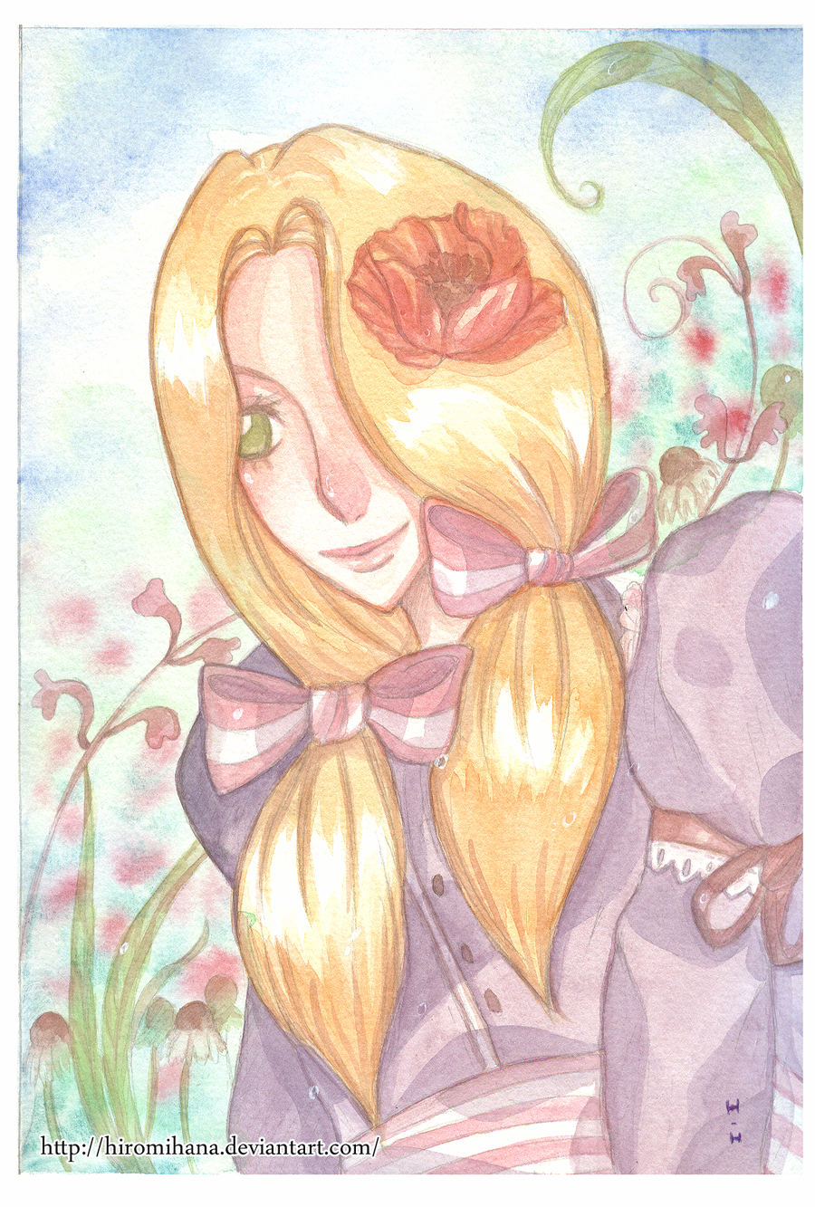 Iris by hiromihana