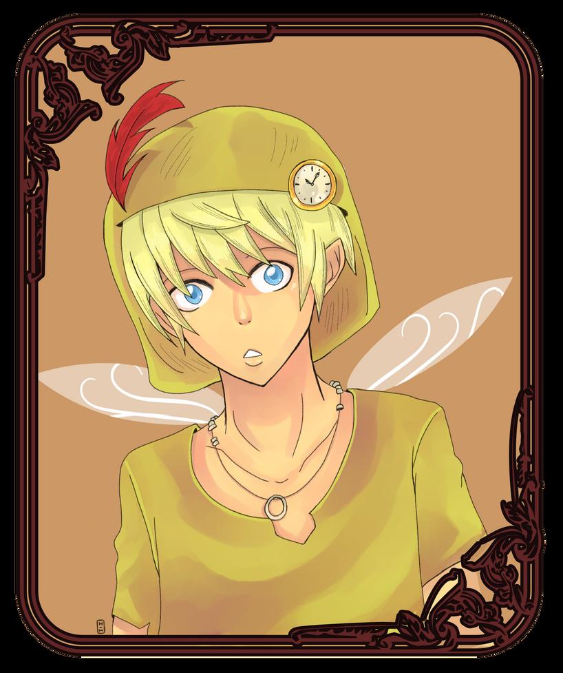 Commish: Fairy Boy by hiromihana