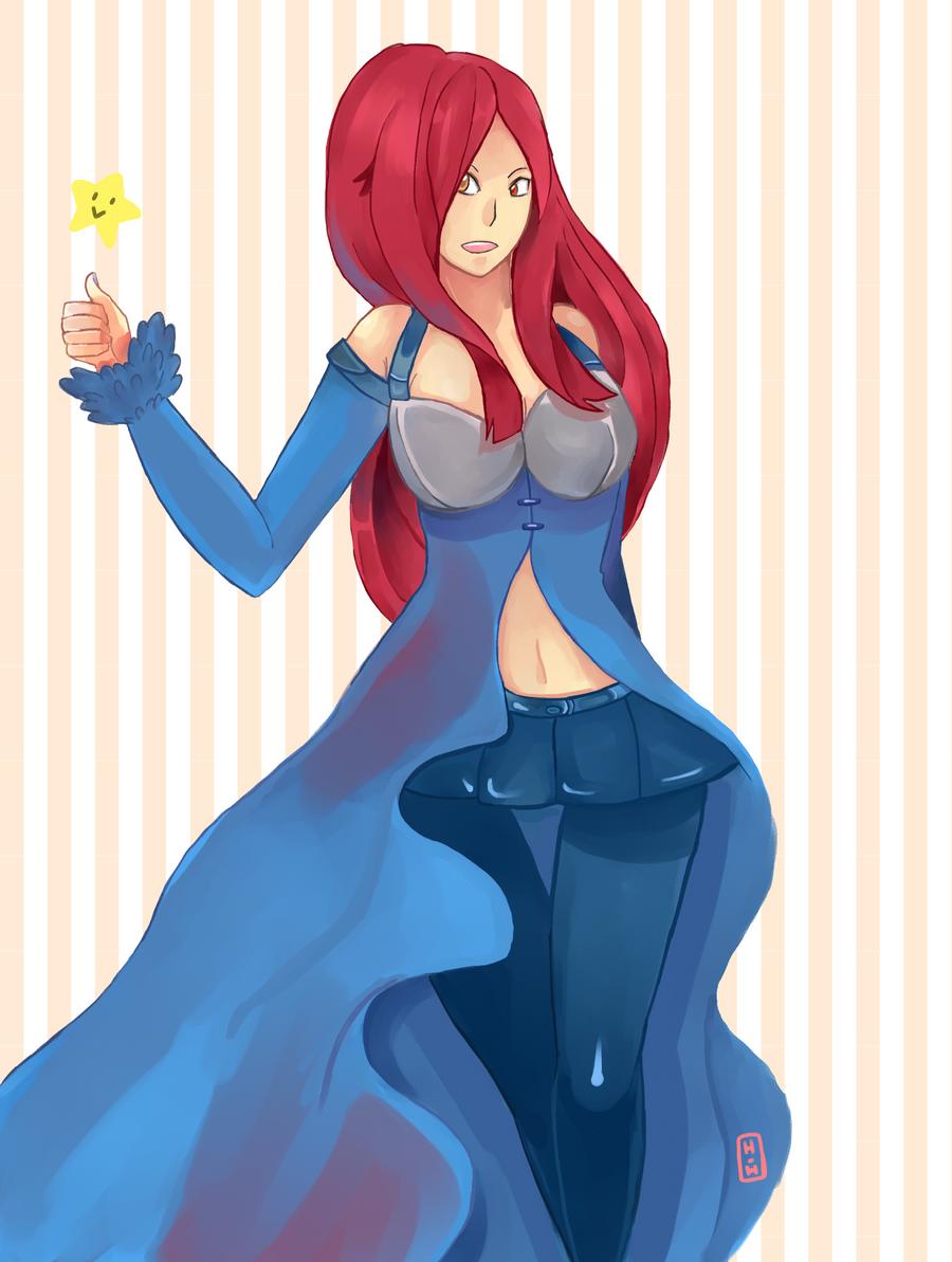 Stella: version 2 by hiromihana