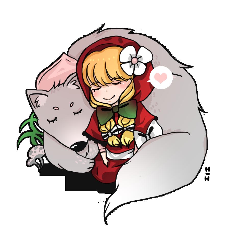 Chibi : Lily by hiromihana