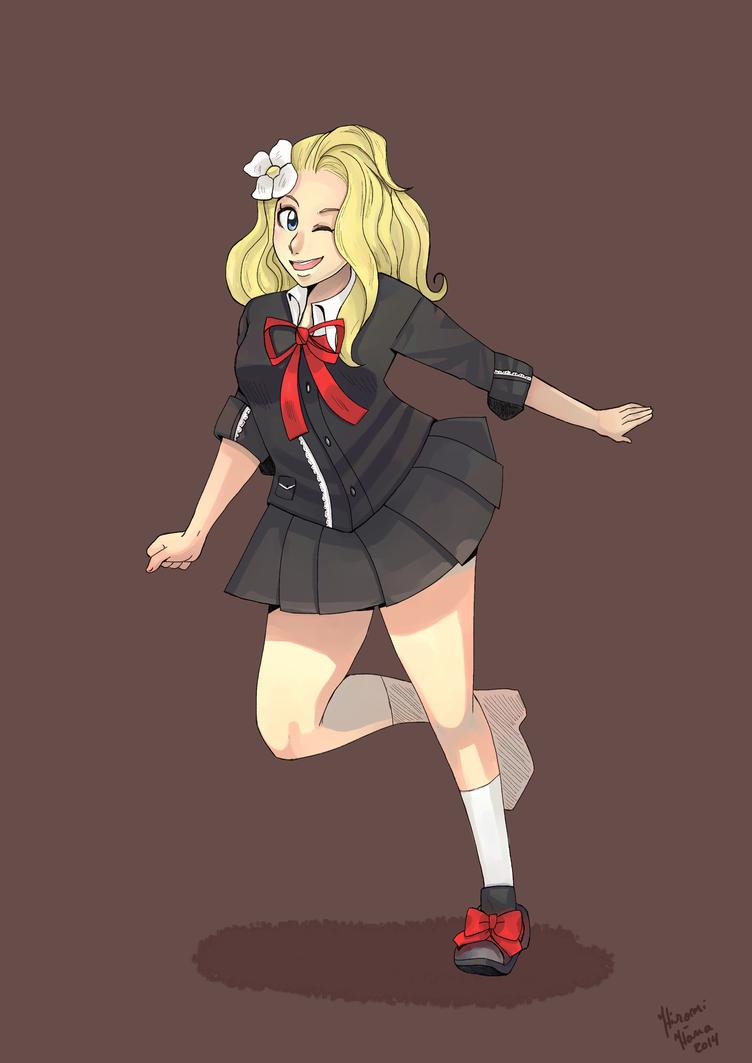 Artbook: Susie by hiromihana