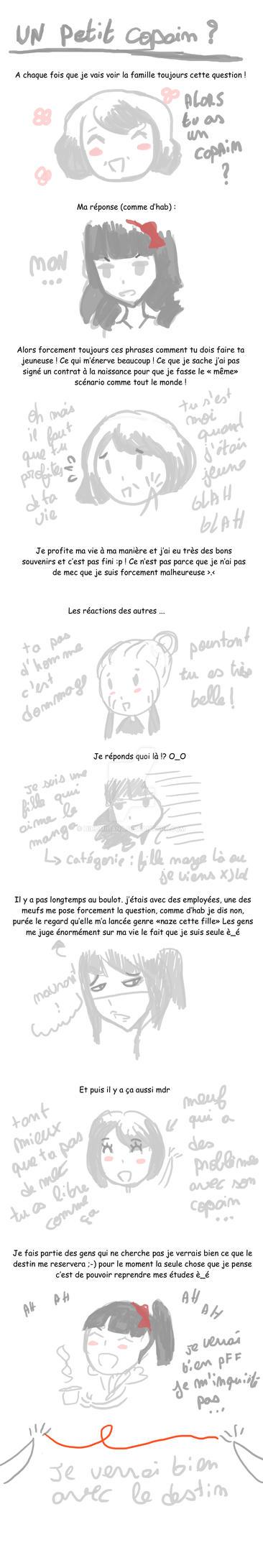 Un Petit Copain by hiromihana