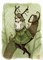 Hios l'espris du bois by hiromihana