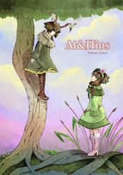 Couverture: At and Hios by hiromihana