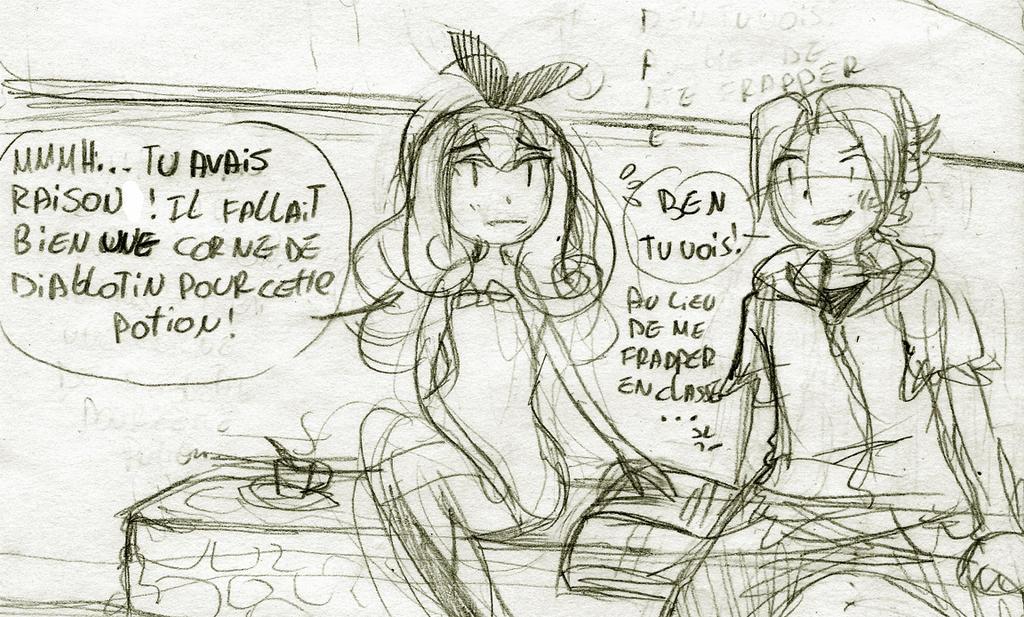 FAiry Sorceress: Wip1 by hiromihana