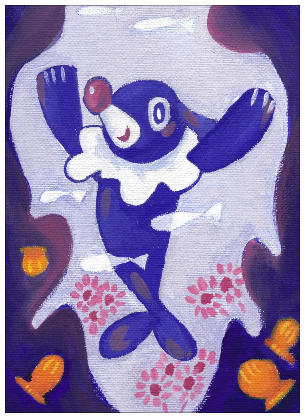 Fanart: Pokemon Otaquin by hiromihana